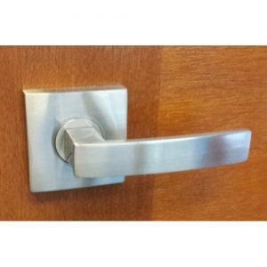 Villa lever door handles square design
