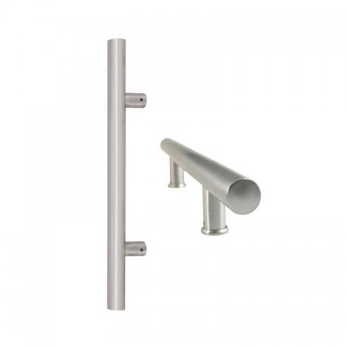 316 Marine Grade Stainless Steel pull handles Round Bar
