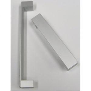 Chunky, Cabinet handles, Matt Anodised Aluminium