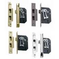 Old style skeleton key mortice locks (low security)
