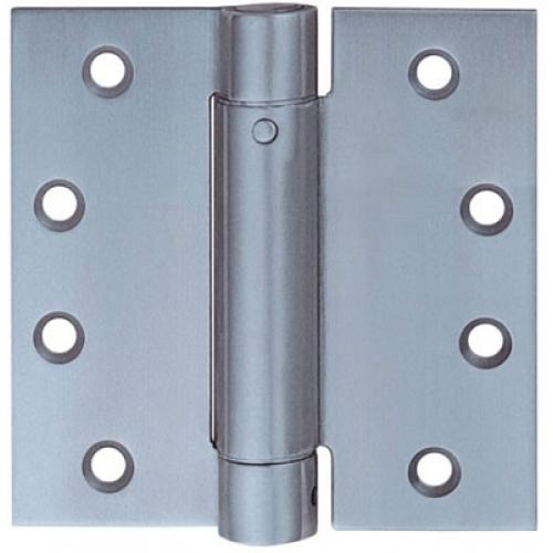 Stainless Steel Self Closing Spring Hinge Lock And Handle