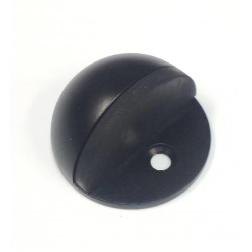 Black Floor Mounted Door Stop Lock And Handle