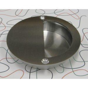 Sliding, Bi Fold Door Flush Pull Stainless Steel Handle