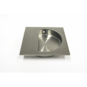 Sliding door Flush Pull Stainless steel – 3343742